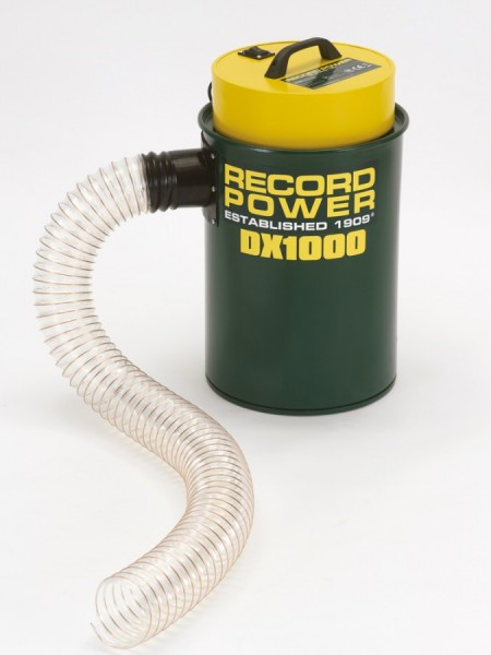 RECORD POWER DX1000 45 Liter Absauganlage