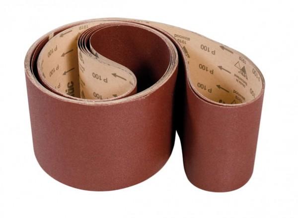 Schleifbänder für Band- und Kantenschleifmaschinen 5.600x150 mm