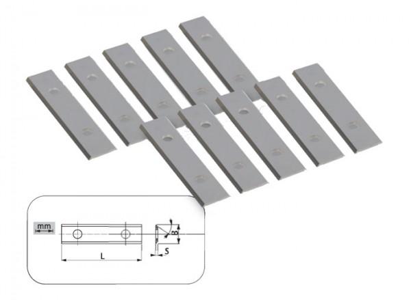 WPL-HW-Hauptschneiden mit 2 Schneidfasen