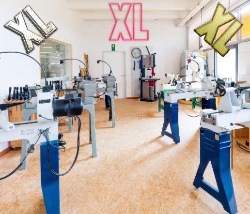 Drechseln-Grundkurs XL | K. Erbacher | 8. - 10. Okt. 2020