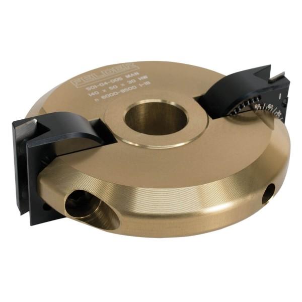 WPL-HW Fasemesserkopf, Standard-Ausführung