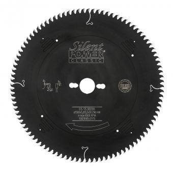 Feinschnitt-Sägeblatt, Wechselzahn Ø 300 mm, Z 96