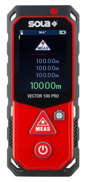 SOLA Laser-Entfernungsmesser Vector 100 pro