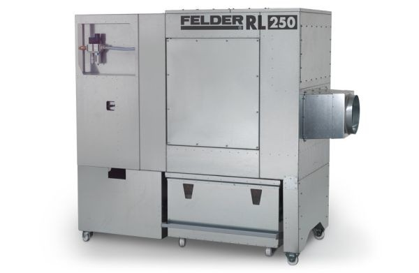 RL 250 Mobiles Reinluft-Absauggerät