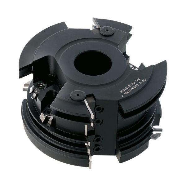 Innentür-Futterstock-Fräswerkzeuggarnitur, WP-HW