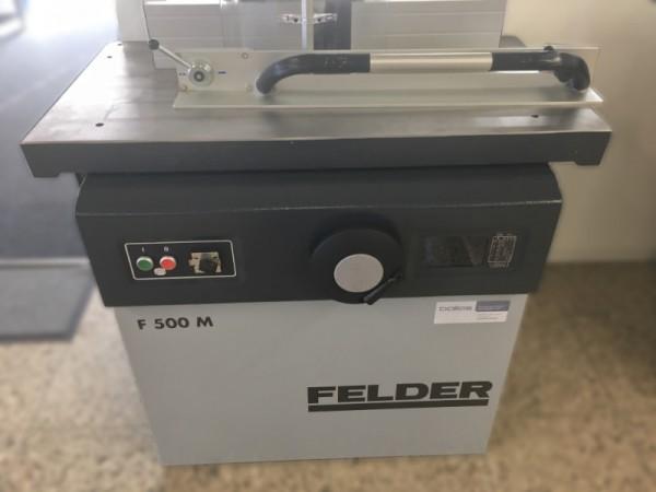 Felder Fräse F 500 M