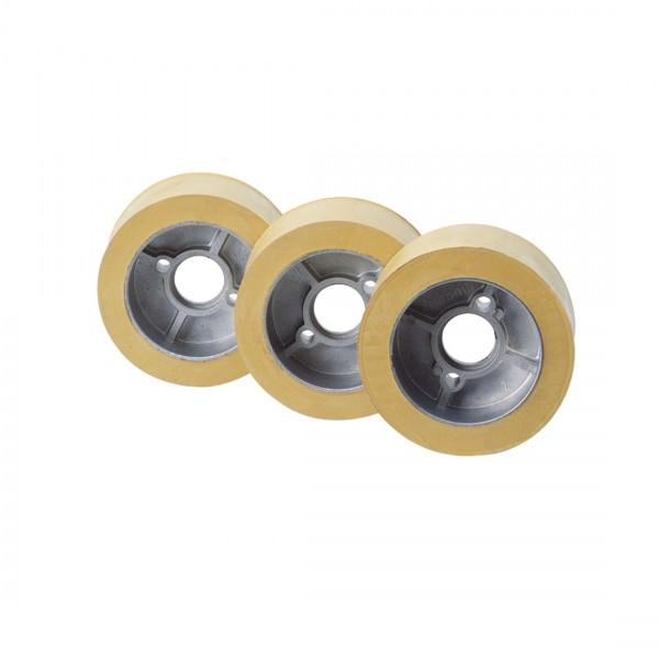 Ersatzrollen für Vorschubapparate, Ø100mm