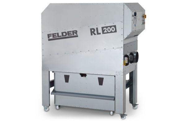 RL 200 Mobiles Reinluft-Absauggerät