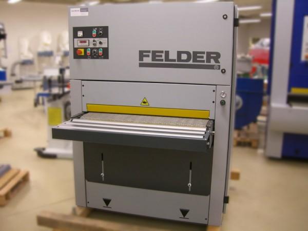 Felder Breitbandschleifmaschine FW 950 classic