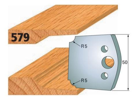 Profilmesser bzw. Abweiser Nr. 579 | 50 mm